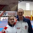 Lara je imala dobar nastup na Balkanskom prvenstvu, ali nažalost bez medalje. Mlađi seniori su osvojili ekipno brončano odličje na Balkanskom prvenstvu  U Veneciji je Lara tijesno poražena od Španjolske predstavnice 1:1